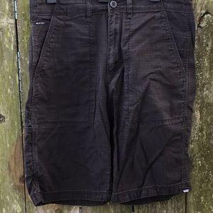 "Vans Gray Shorts 32"" Excellent Condition"